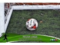 Preston 6-a-side Teams Needed!