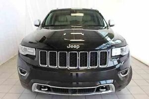 2014 Jeep Grand Cherokee OVERLAND, TOIT PANO, NAV, HITCH West Island Greater Montréal image 2