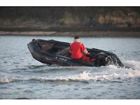 Inflatable boat 3D Tender Price : 1900£, sale : 1500£