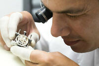 Watch Servicing and Repairs- Certified Watchmaker