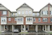 3 BR  Townhouse in Milton near Derry Rd/ Tremaine