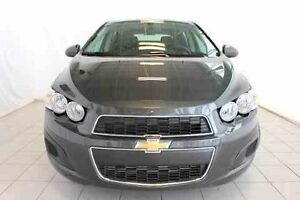2016 Chevrolet SONIC 5 LT TURBO, AUTO, MAGS, CAMERA West Island Greater Montréal image 3