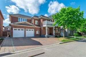 **Beautiful Markham 5 Bedroom House For Rent **
