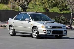 Parting Out 2000 Subaru Impreza Wagon