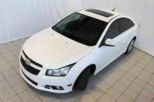2012 Chevrolet Cruze LT turbo AUTO, RS, TURBO, MAGS, TOIT, West Island Greater Montréal image 5