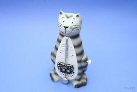 Wittner Taktell Cat shaped Metronome - made in Germany