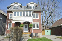 Leslieville 3 Bedroom, 2 Bath Avail. June 1st - All Inclusive!