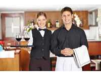 Waitress/ Waiter/ Waiting Staff Full/ Part time Job Available in Staffordshire