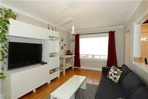 Detached sunny renovated Bungalow with separate basement apart