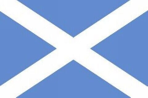 OUTBOUND Flag Of Scotland (St Andrews)