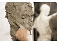Clay Portrait From Life WORKSHOP- THIS SUNDAY 12th OFFER at £75