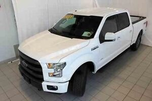 2015 Ford F-150 4WD SUPER CREW 157'' WB CUIR, FX-4 LARIAT SPORT, West Island Greater Montréal image 5