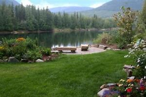 Relaxing Pet Friendly Waterfront Retreat near Sandpoint, Idaho