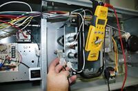 Furnace and heating equipment repair 24HR service 780-246-4217