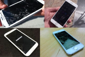 ⚠️REPAIR SALE⚠️ SAMSUNG GALAXY, APPLE iPHONE / iPAD SCREEN+MORE❗