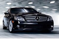 Mercedes c300 NAVI DVDs LEATHER HEATED SEATS **LOADED**