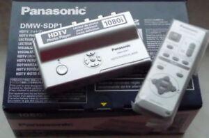 PANASONIC / TV / HDTV / LECTEUR PHOTOS / ( neuf ) / 1x /