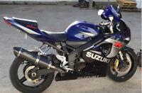 2005 Suzuki GSXR 750
