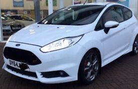 Ford Fiesta ST-3 1.6 2014 180BHP in White