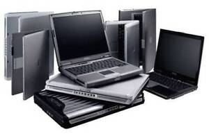SALE for 20 USED LAPTOPS, 80GB HDD, 2GB RAM