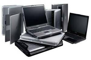SALE for USED LAPTOPS, 80GB HDD, 2GB RAM