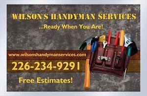 Handyman - Here To Help