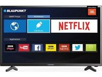 "43"" blaupunkt led smart tv"