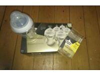 Tommee Tippee - 6 feeding bottles