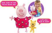 Peppa Pig Hide and Seek