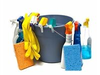 Cizmarova Services. Experienced Domestic Cleaners. Available on Short Notices