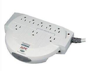 APC Professional SurgeArrest, 8 outlet, 2 pairs phone line prote