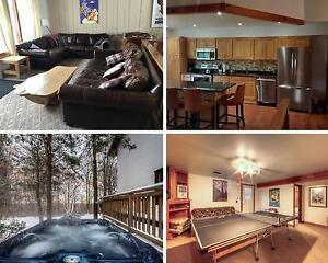 Blue Mountain Christmas Getaway - 8 Bed Chalet Sleeps  20