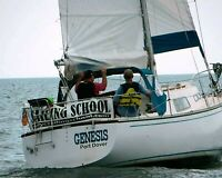 Learn To Sail With Us in Port Dover - Try Our Sailing School