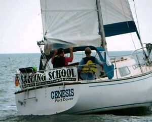 Unique Gift Idea! - Learn To Sail with Port Dover Sailing School