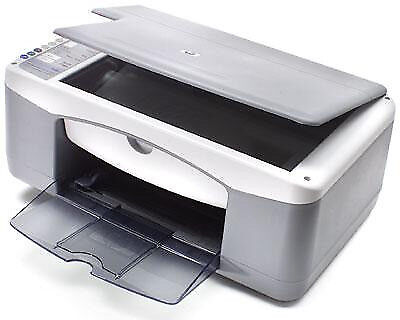 HP PSC 1410 all in one printer - Old but working and free | in Royal