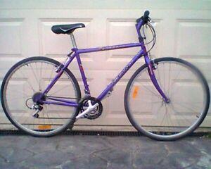Vintage Mens Women Giant Mountain Road Bike Shimano Bicycle