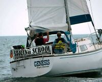 Unique Gift Idea - Learn To Sail With Port Dover Sailing School