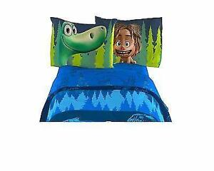 Good Dinosaur Twin Sheet 3 Pcs Set Disney Pixar Kids Movie Offic