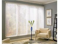 Vertical Blinds SUMMER SALE From 20 pounds