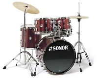 Drum Set & Percussion Lessons Available River Heights/Tuxedo