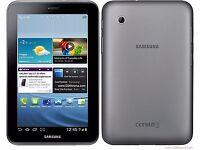 New Samsung Tab 2 GT-P3100 7.0 8GB 1-yr Guarantee RRP £199