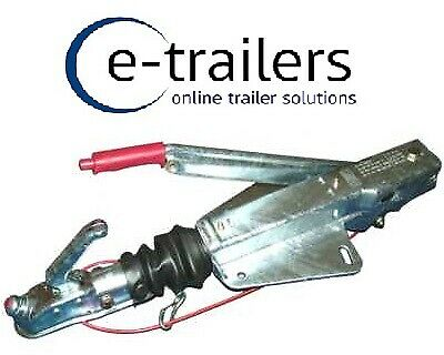 NEW ALKO 90S DELTA TRAILER COUPLING HITCH RATED AT 700kG - 1000kg