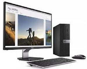 ** GREAT DEALS ** i5 and i7 Desktop's with SSD Hard Drive ***