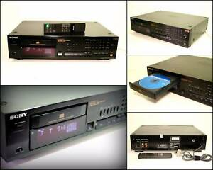 SONY CDP-911E CD Player Melville Melville Area Preview