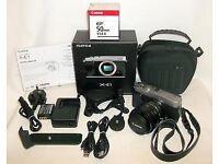 Fujifilm camera bundle