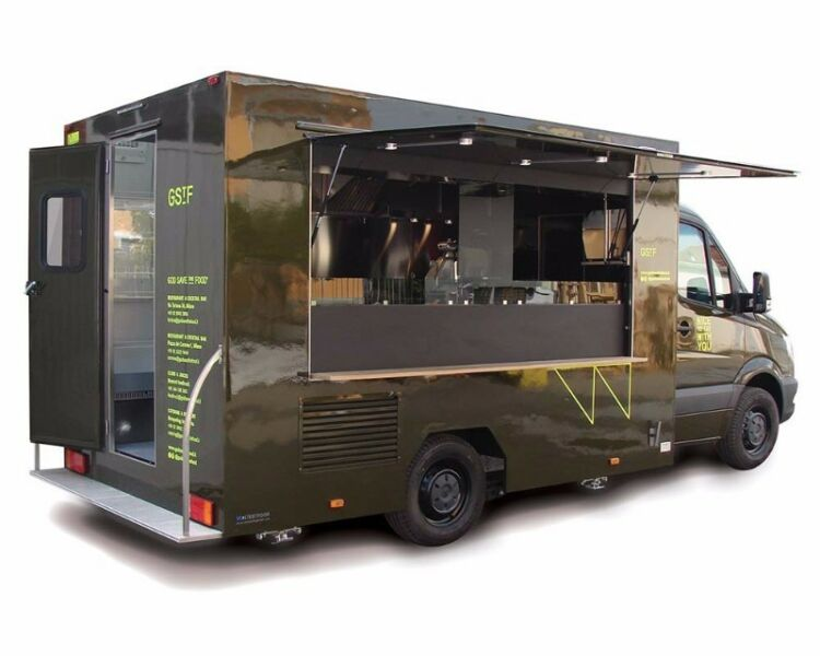 Mobile Grill Food truck