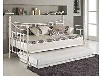 day beds with trundle free assembly service and delivery without mattresses