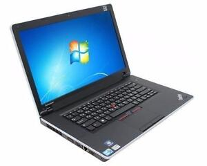 Lenovo Thinkpad Edge i7 - Win 7 Pro