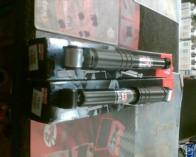 Used, VAUXHALL ZAFIRA 2.0GSI TURBO  99-05 REAR SHOCK ABSORBERS GAS for sale  Shipping to Ireland