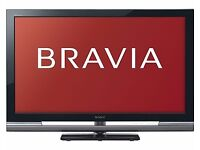 Sony Bravia 46 inch Full HD 1080p Flat LCD TV, Freeview built in, USB, 3 x HDMI not 42 43 47